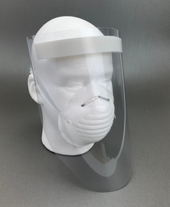 Face Shields: Pack of 120