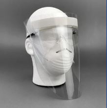 Face Shields: Pack of 10