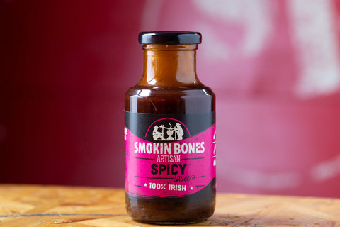 Spicy Barbecue Sauce (250ml)