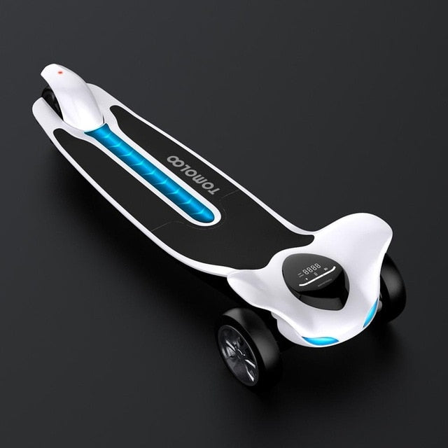 Electric Skateboard II