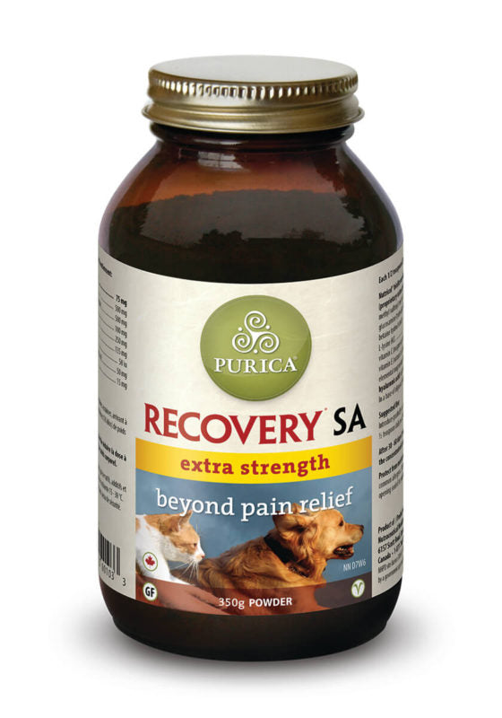 Recovery Vegan Glucosomine - It Really Works!