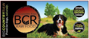 Raw & Frozen Dog Food