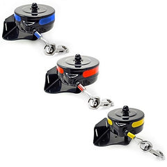 Howard Pet Products - Bracket Mount Retractable Tie Out Reel for Dogs