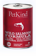 PetKind - Wild Salmon - Wet Dog Food