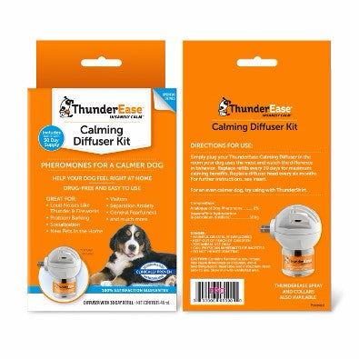 thunderease diffuser kit for dogs