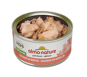 Almo Nature - HQS Natural - Salmon in broth