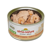 Almo Nature - HQS Natural - Tuna and Shrimp in broth