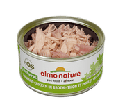Almo Nature - HQS Natural - Tuna and Chicken in broth