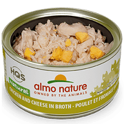 Almo Nature HQS Natural Chicken & Cheese 2.47 oz / 70g