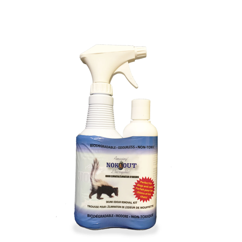 Nok Out - Skunk Odour Removal Kit