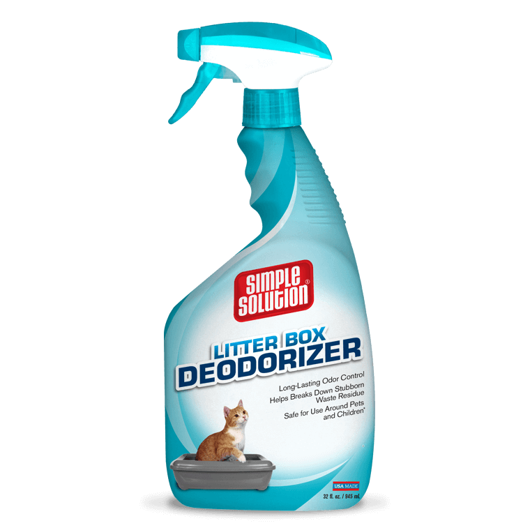 Simple Solution - Litter Box Deodorizer