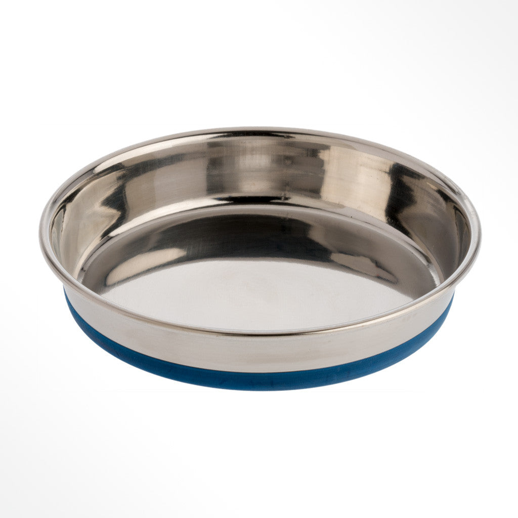 OurPets - Durapet Stainless Steel Cat Dish