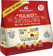 Stella & Chewy's - Lil' SuperBlends - Small Breed Cage-Free Chicken