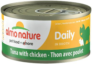 Almo Nature - Daily - Tuna with Chicken