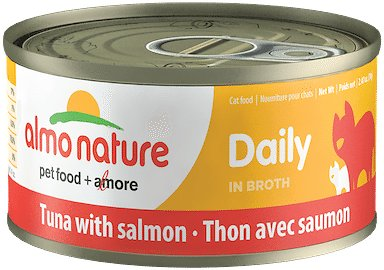 Almo Nature - Daily - Tuna with Salmon