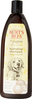 Burt's Bees CarePlus Hydrating Puppy Shampoo plus Coconut Oil 16 ounce