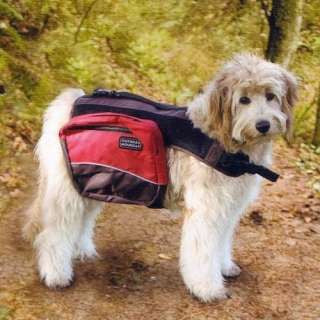 Kyjen Outward Hound Excursion Backpack Red Clay/Java