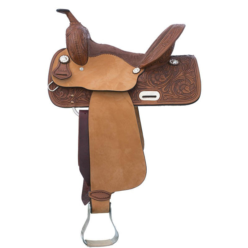Dale Rodriguez - Barrel Saddle - 15""