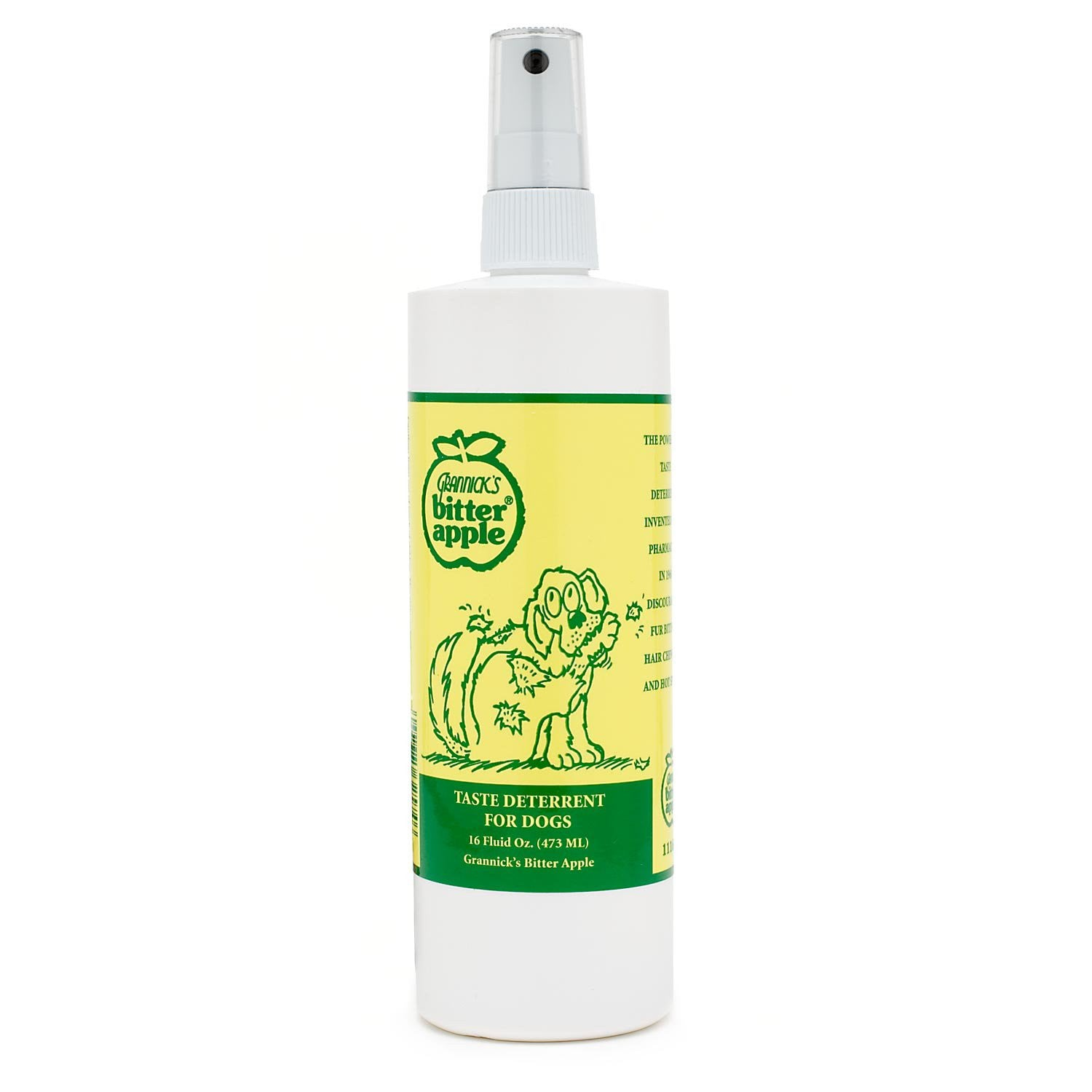 Bitter Apple 16 Oz. Spray Taste Deterrent For Dogs