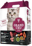 CANISOURCE Grand Cru Grain Free Red Meat Formula for Cats 1kg