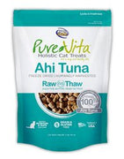 Pure Vita Freeze Dried Ahi Tuna Delights for Cats
