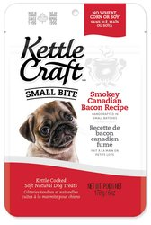 Kettle Craft - Smokey Canadian Bacon - Soft Dog Treats