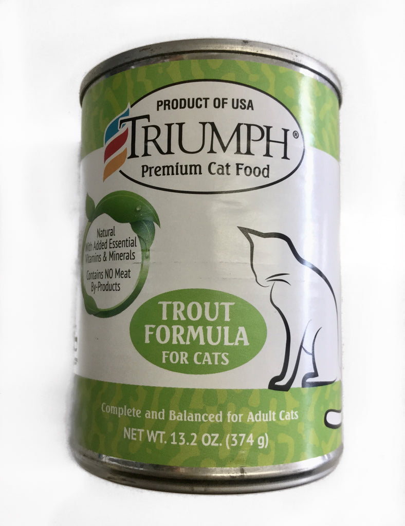 Triumph Trout Cat Can
