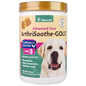 ArthriSoothe Gold Soft Chew – 180 count