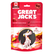 Great Jack's Liver with Cranberry Recipe -Dog Treat