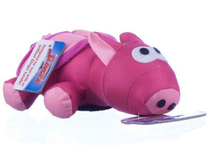slinger pig dog toy