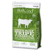 petkind green tripe dry dog food