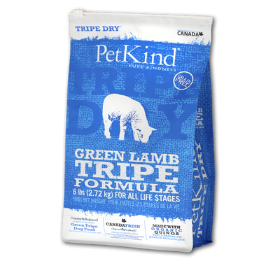 trippett petkind dog food