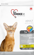 1st Choice Nutrition Grain Free Hypoallergenic Adult Cat Formula
