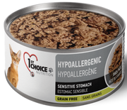 1st Choice Nutrition Canned Cat Hypoallergenic Adult Duck Pate