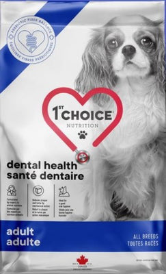 1st Choice Nutrition Dental Health All Breed Adult Dog Chicken Formula