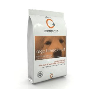 horizon complete large breed adult dog food