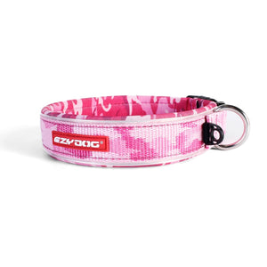 Neo Collar Pink Camo Medium 16-17""