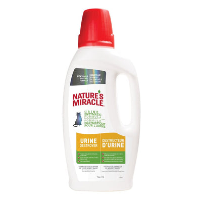 Natures Miracle - Just For Cats - Urine Destroyer