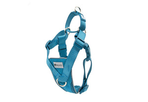 RC Pets - Tempo No Pull Harness - Teal NEW