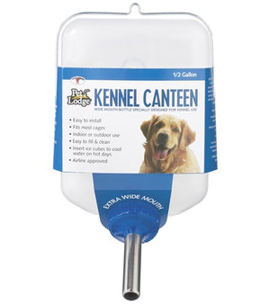 Pet Lodge Kennel Canteen 1/2 gallon