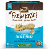 Merrick - Fresh Kisses - Infused with Mint Flavored Breath Strips - x-small