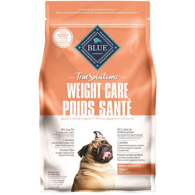 BLUE True Solutions Weight Care Adult Dog Chicken