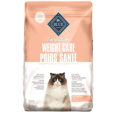 BLUE True Solutions Digestive Care Adult Cat Chicken  Dry Cat Foods