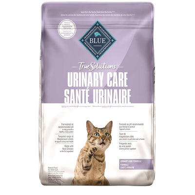 BLUE True Solutions Urinary Care Adult Cat Chicken Cat Dry Foods