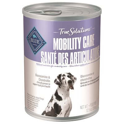 BLUE True Solutions Mobility Care Adult   12.5oz Dog Wet