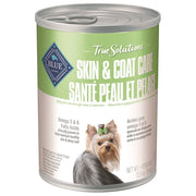 BLUE True Solutions Skin & Coat Care Adult Dog 12.5oz Dog Wet