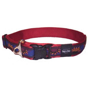 "Rogz - Special Agent Collar - Royal Sunrise - 20-32"" SALE"