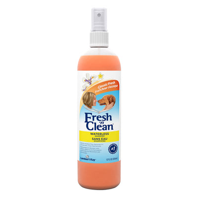 Lambert Kay Fresh 'n Clean Clean Waterless Shampoo - 12 oz