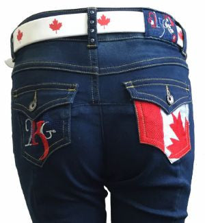 2K Riding Jean Canadian