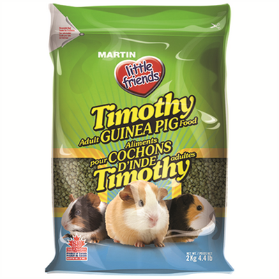 Martin Little Friends Timothy Adult Guinea Pig Food